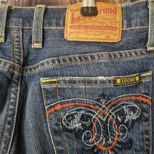 Lucky Brand Jeans - Lucky Brand blue jeans